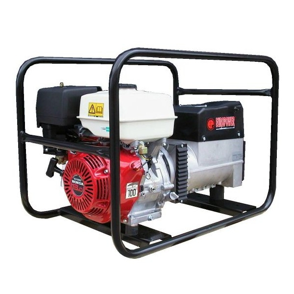 Генератор бензиновый Europower EP 200 X 3X230V для ж/д в Заинске