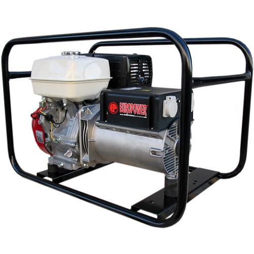 Генератор бензиновый Europower EP 6500 T 3X230V для ж/д в Заинске