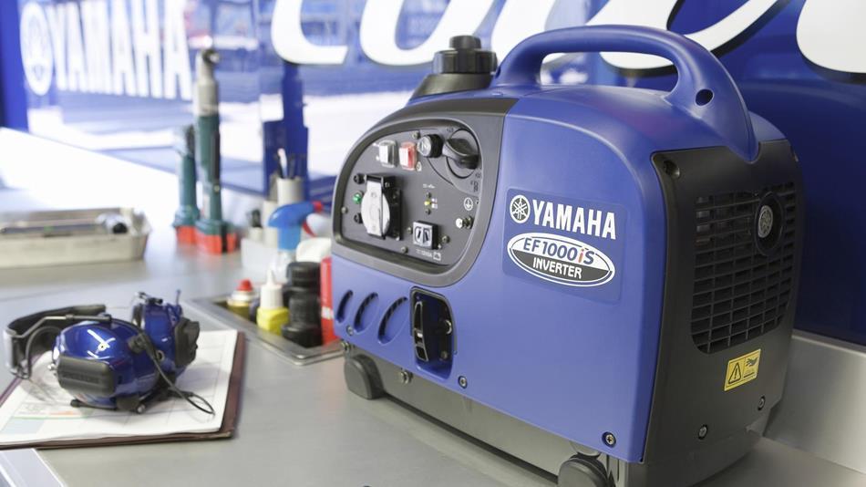 Генератор Yamaha EF1000 в Заинске