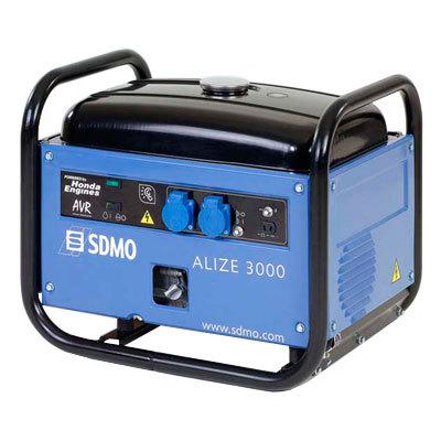 Генератор SDMO ALIZE 3000 в Заинске