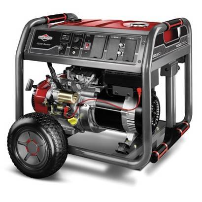Генератор бензиновый Brigss & Stratton Elite 8500EA в Заинске