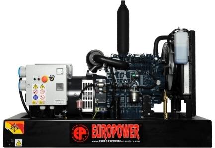 Генератор дизельный Europower EP 163 DE в Заинске