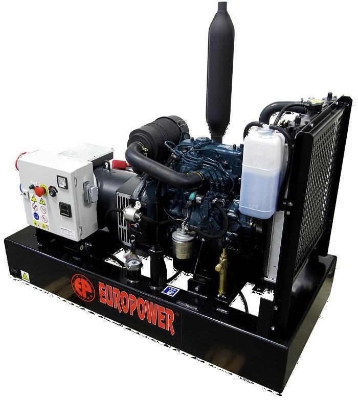 Генератор дизельный Europower EP 133 TDE в Заинске