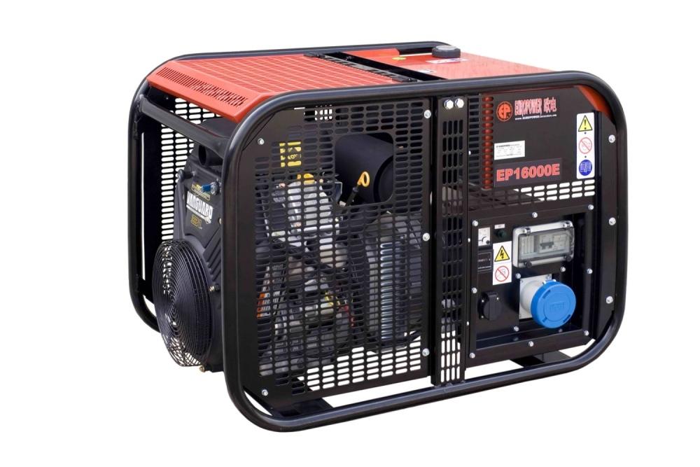 Генератор бензиновый Europower EP 16000 E в Заинске