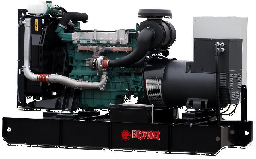 Генератор дизельный Europower EP 180 TDE в Заинске