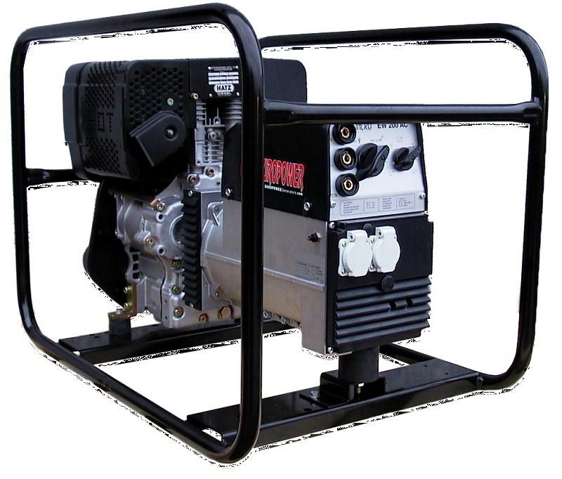 Генератор дизельный Europower EP 200 DX1 AC в Заинске