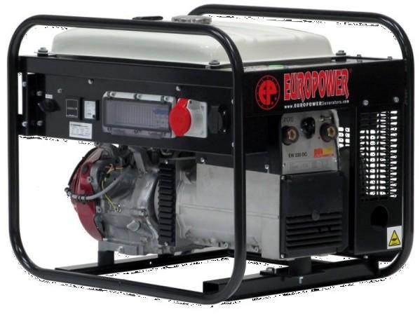 Генератор дизельный Europower EP 200  X/25DC в Заинске