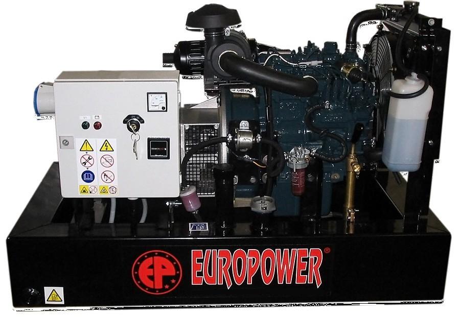 Генератор дизельный Europower EP 30 DE в Заинске