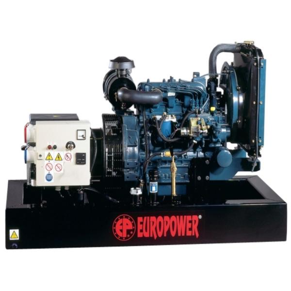 Генератор дизельный Europower EP 11 DE в Заинске