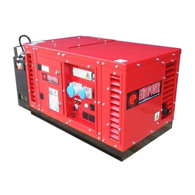 Генератор бензиновый Europower EPS 10000 E в Заинске