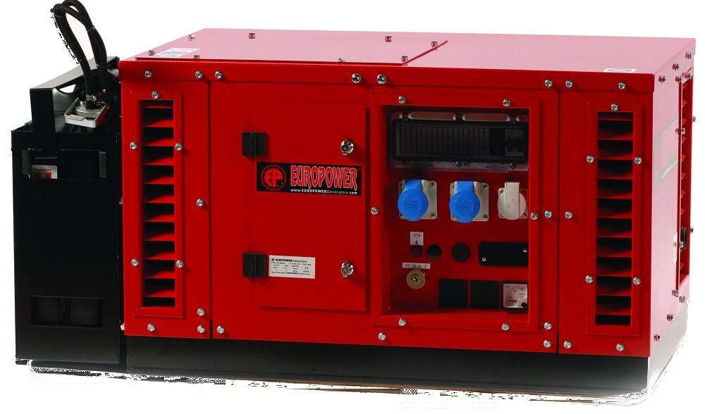 Генератор бензиновый Europower EPS 15000 TE в Заинске