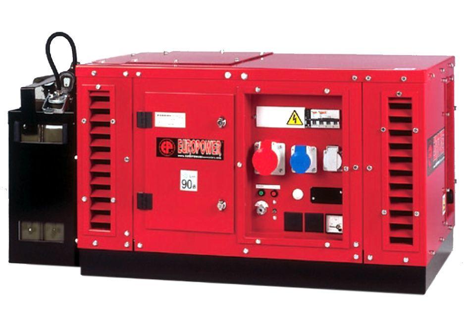 Генератор бензиновый Europower EPS 6000 E в Заинске