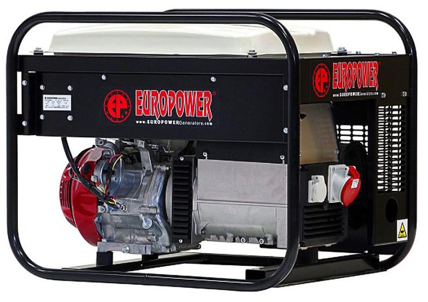 Генератор бензиновый Europower EP 6500 TLN в Заинске