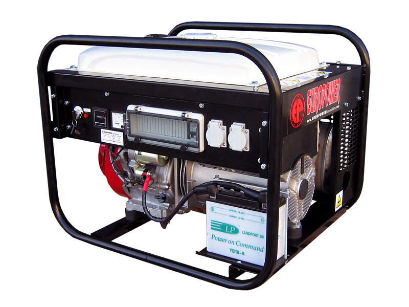 Генератор бензиновый Europower EP 7000 LE в Заинске