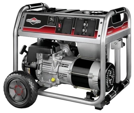 Генератор бензиновый Brigss & Stratton 6250A в Заинске
