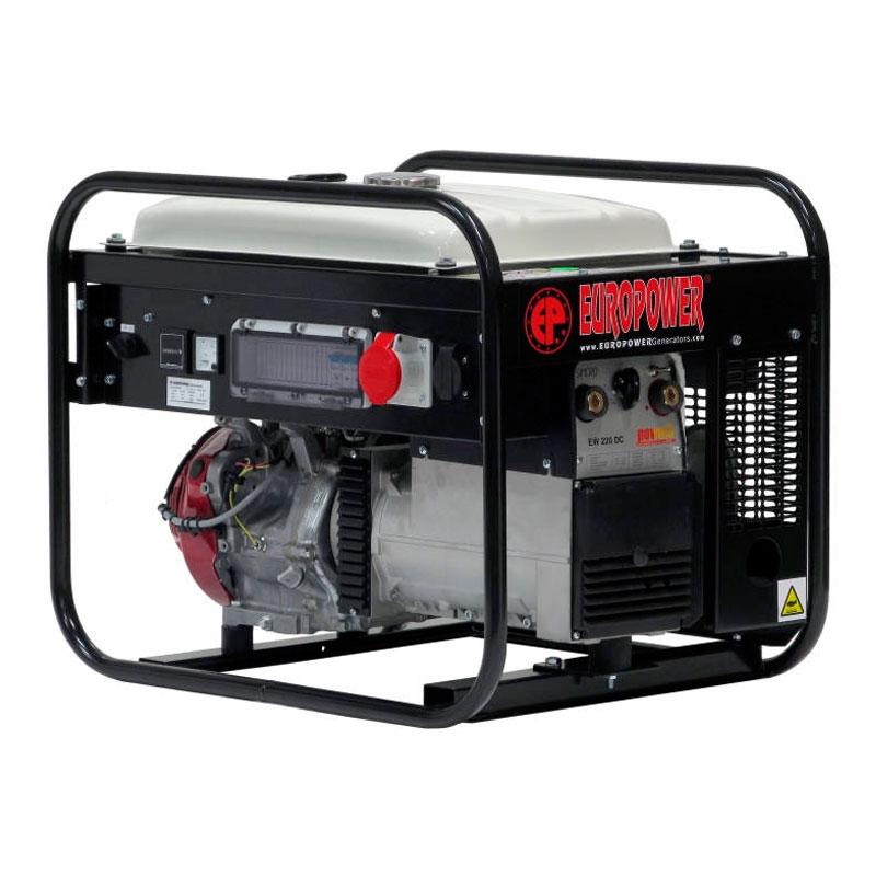 Генератор бензиновый сварочный Europower EP 200X DC в Заинске