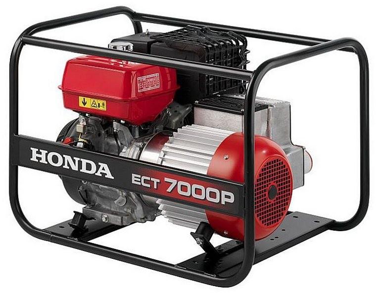 Генератор Honda EСТ 7000P в Заинске