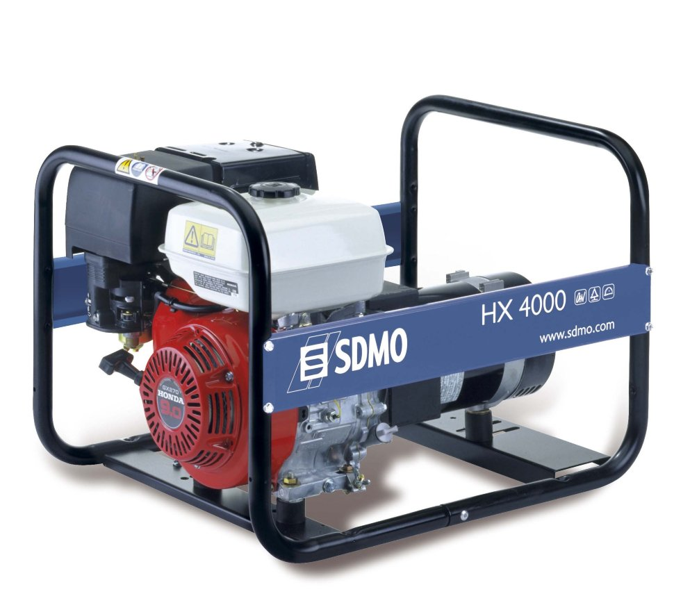 Генератор SDMO HX 4000-S в Заинске