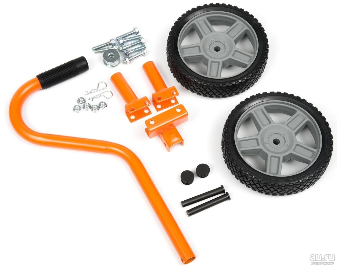 Комплект колес для генераторов ECT 7000 в Заинске