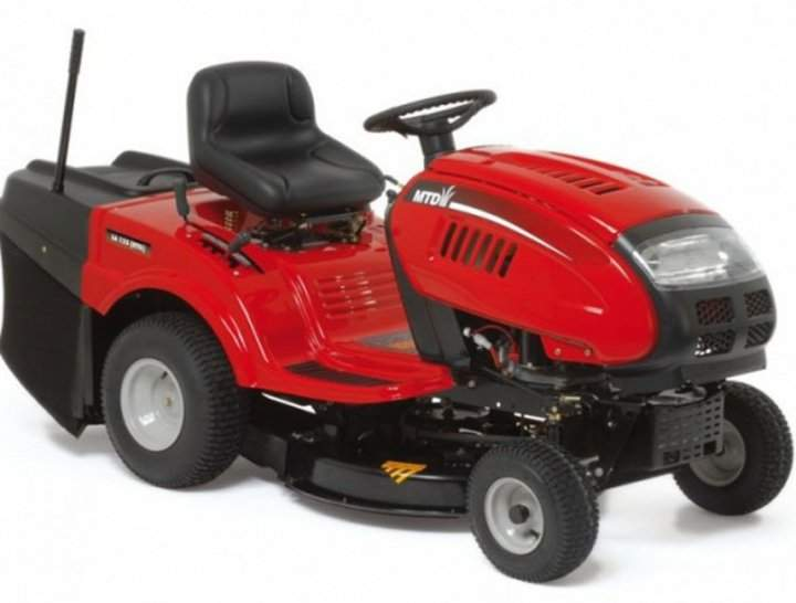 Садовый трактор MTD OPTIMA LE 175 H (SPECIAL) в Заинске